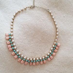 Jewelmint pastel necklace